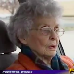 What this grandmother did to her assailant was incredible!