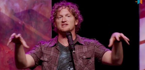 This comedian makes a hysterically brilliant point about church greeters